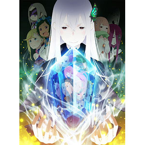 BD Re:ゼロから始める異世界生活 2nd season 8 (Blu-ray Disc)