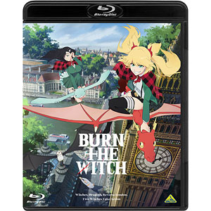 BD BURN THE WITCH 通常版 (Blu-ray Disc)
