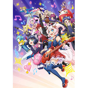 BD TVアニメ「SHOW BY ROCK!!STARS!!」Blu-ray 第2巻