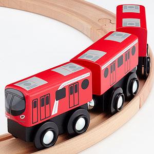 MOK-025 moku TRAIN 丸ノ内線2000系