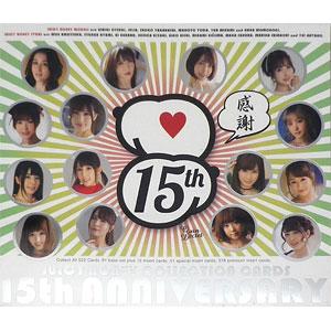 AVCジューシーハニーコレクションカード 15thアニバーサリー セクシー女優トレーディングカード15周年記念特別版