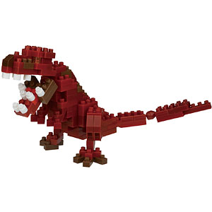 nanoblock(ナノブロック) NBC_320 ティラノサウルス
