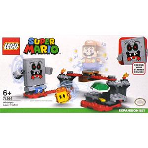 レゴ スーパーマリオ バッタン の マグマ チャレンジ (71364)
