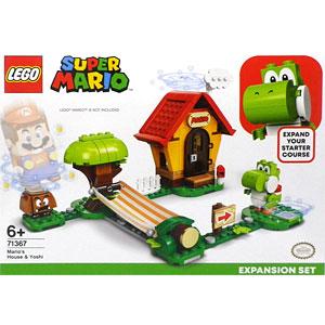 レゴ スーパーマリオ ヨッシー と マリオハウス (71367)