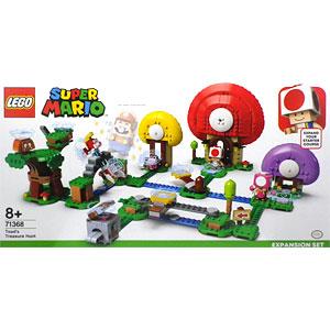 レゴ スーパーマリオ キノピオ と 宝さがし (71368)