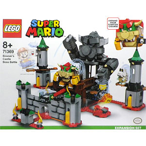 レゴ スーパーマリオ けっせんクッパ城! チャレンジ (71369)