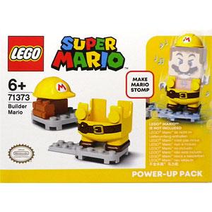 レゴ スーパーマリオ ビルダーマリオ パワーアップ パック (71373)