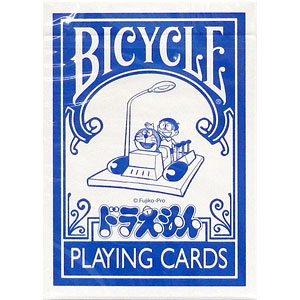 BICYCLE PLAYING CARDS ドラえもん