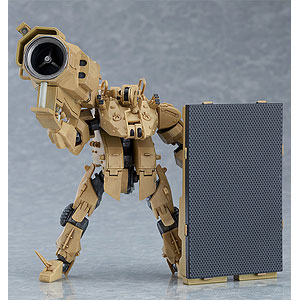 MODEROID OBSOLETE 1/35 アメリカ海兵隊エグゾフレーム 対砲兵戦術レーザーシステム プラモデル