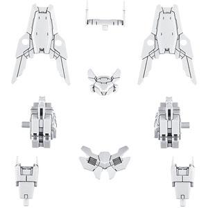 30MM 1/144 指揮官機用オプションアーマー[シエルノヴァ用/ホワイト] プラモデル