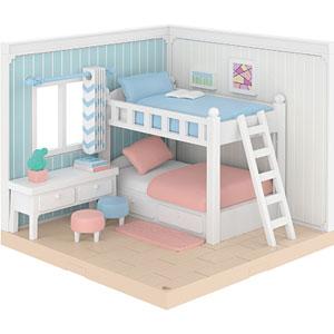 【特典】スイートハウスシリーズ 寝室セットB プラモデル