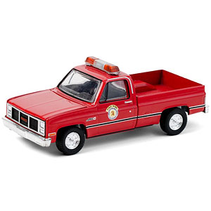1/64 1987 GMC High Sierra - Arlington Heights, Illinois Public Works