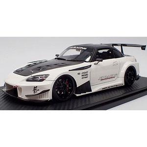 1/18 J'S RACING S2000 (AP1) Pearl White