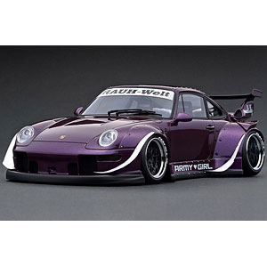 1/18 RWB 993 Purple Metallic