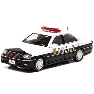 1/43 トヨタ クラウン (JZS175) 2007 警視庁交通部交通機動隊車両(10交7)