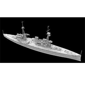 1/700 イギリス海軍 巡洋戦艦 インヴィンシブル 1914 プラモデル