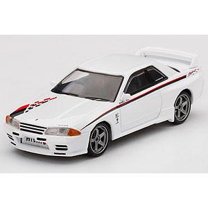 1/64 Nissan GT-R R32 Nismo S-Tune ホワイト(右ハンドル)