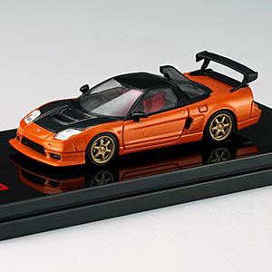1/64 ホンダ NSX-R GT (NA2) GT-Wing / カスタムバージョン イモラオレンジメタリック