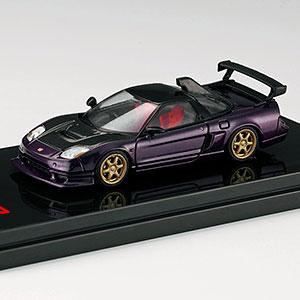 1/64 ホンダ NSX-R GT (NA2) GT-Wing / カスタムバージョン パープルメタリック