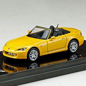 1/64 ホンダ S2000 (AP1) Type 200 ニューインディ イエローパール