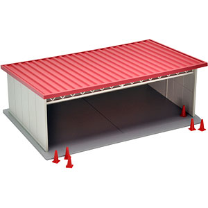 トミカラマ ヴィンテージ07a 屋根付駐車場