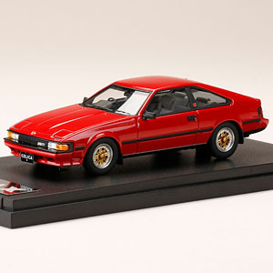 1/43 トヨタ セリカ XX (A60) 2.8GT-リミテッド カスタムバージョン 1983 スーパーレッド
