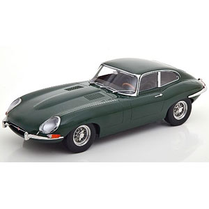 1/18 Jaguar E-Type Coupe Series 1 LHD 1961 british racing green/black interior