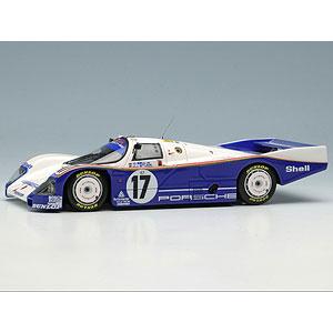"""1/43 ポルシェ 962C """"チーム ポルシェ"""" ルマン24時間 1987 NO.17 ウィナー"""