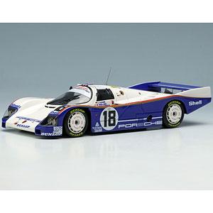 """1/43 ポルシェ 962C """"チーム ポルシェ"""" ルマン24時間 1987 NO.18"""