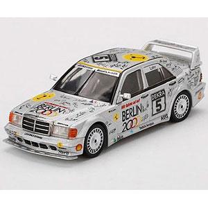 """1/64 メルセデス ベンツ 190E 2.5-16 エボリューション II DTM Zolder 1992 #5 """"Berlin""""(左ハンドル)"""