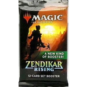 マジック:ザ・ギャザリング ゼンディカーの夜明け セット・ブースター 英語版 パック