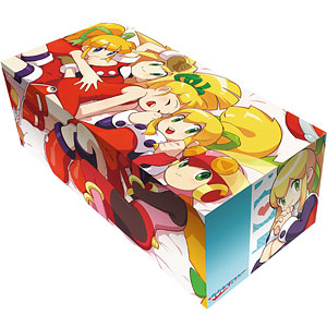 キャラクターカードボックスコレクションNEO ロックマン「ロール!ロール!ロール!」