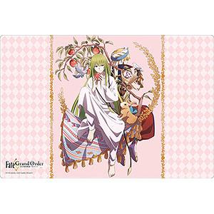 ブシロード ラバーマットコレクション Fate/Grand Order -絶対魔獣戦線バビロニア-『ギルガメッシュ&エルキドゥ』