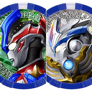 ウルトラマンZ DXウルトラメダル ウルトラレジェンドセットEX03