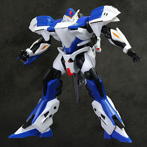 HAFM(ヒーローアクションフィギュアミニ) 宇宙の騎士テッカマンブレード ソルテッカマン ノアル機