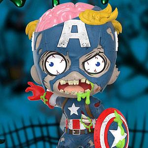 コスベイビー 『マーベル・コミック』[サイズS]「マーベル・ゾンビーズ」キャプテン・アメリカ