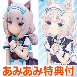 【あみあみ限定特典】ネコぱら バニラ~Pretty kitty Style~ 1/7 完成品フィギュア