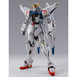 METAL BUILD ガンダムF91 CHRONICLE WHITE Ver. 『機動戦士ガンダムF91』