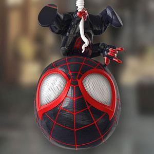 コスベイビー Marvel's Spider-Man:Miles Morales サイズS マイルス・モラレス/スパイダーマン(ウェブ・ハンギング)