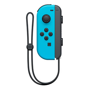 Nintendo Switch用 Joy-Con(L) ネオンブルー