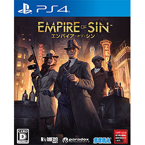PS4 Empire of Sin エンパイア・オブ・シン