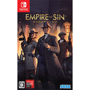 Nintendo Switch Empire of Sin エンパイア・オブ・シン