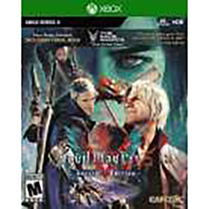 Xbox Series X 北米版 Devil May Cry 5 Special Edition