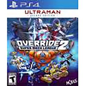PS4 北米版 Override 2: Ultraman Deluxe Edition