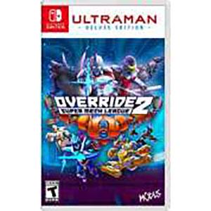 Nintendo Switch 北米版 Override 2: Ultraman Deluxe Edition