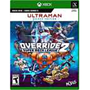 Xbox Series X 北米版 Override 2: Ultraman Deluxe Edition