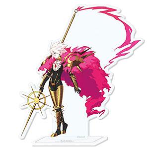 Fate/Grand Order バトルキャラ風アクリルスタンド(ランサー/カルナ)