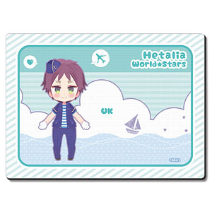 ヘタリア World★Stars ラバーマウスパッド Ver.3 デザイン05(イギリス)