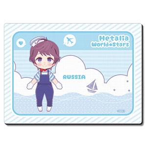 ヘタリア World★Stars ラバーマウスパッド Ver.3 デザイン07(ロシア)
