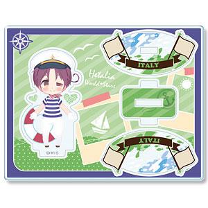 ヘタリア World★Stars ゆらっとアクリルフィギュア Ver.3 デザイン01(イタリア)